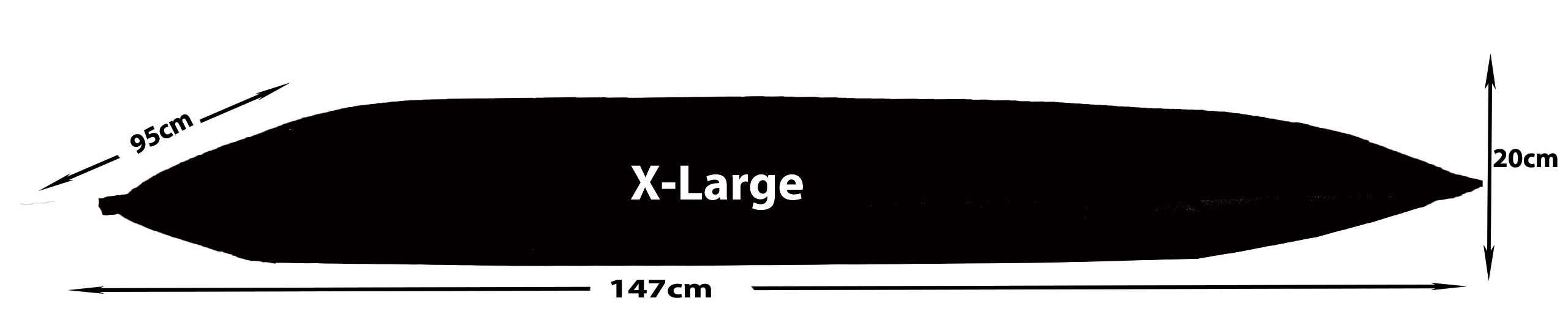 X-Large Dog Bed Cover 95cm x 147cm