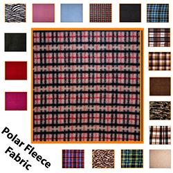 Polar Fleece Fabric Material