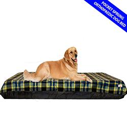 Kosipet Orthopedic Dog Bed Mattress