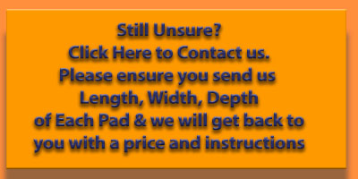Still Unsure, Please click here to contact us