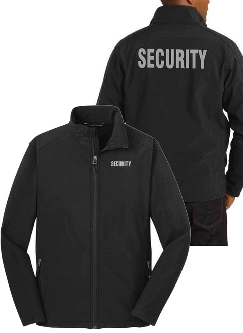 Security Soft Shell Coat