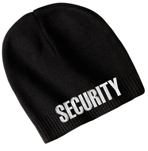 Security Knit Cap