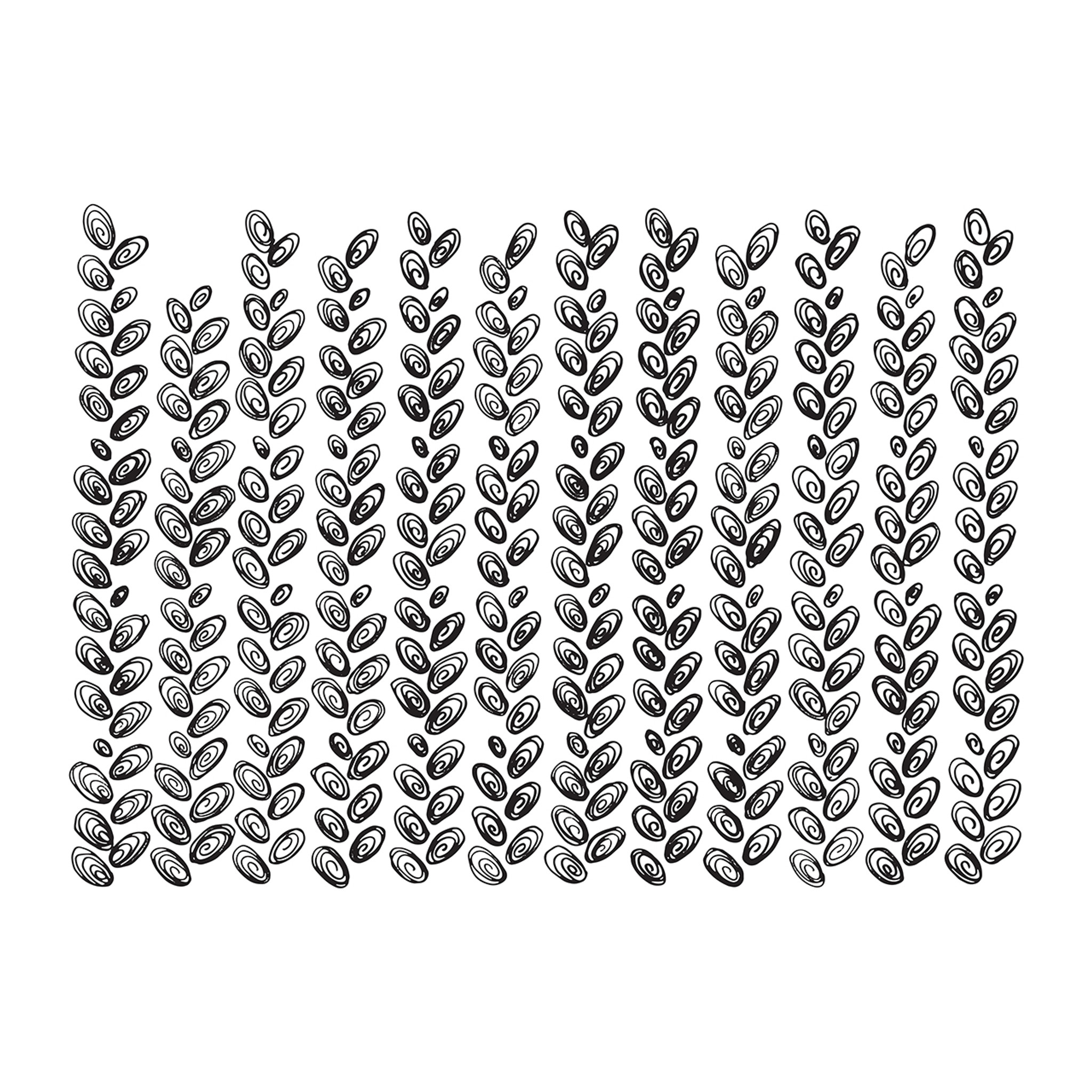 365 Swirl Calendar : Fern Collection : Download