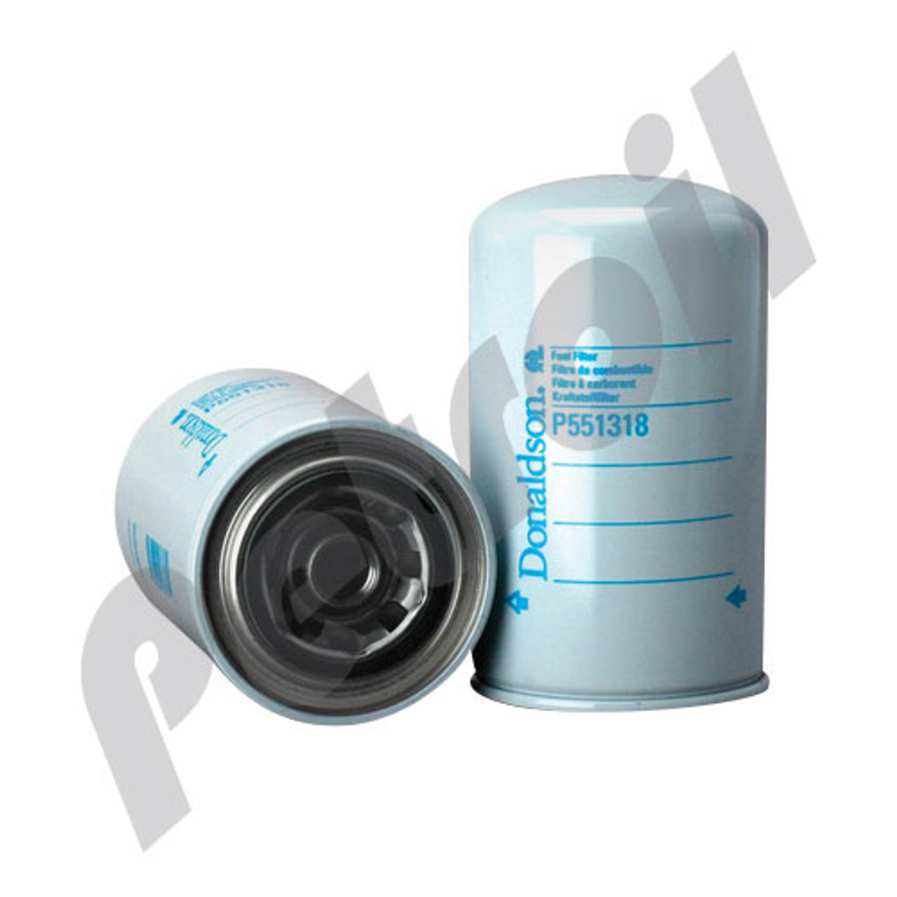 Navistar Fuel Filter on