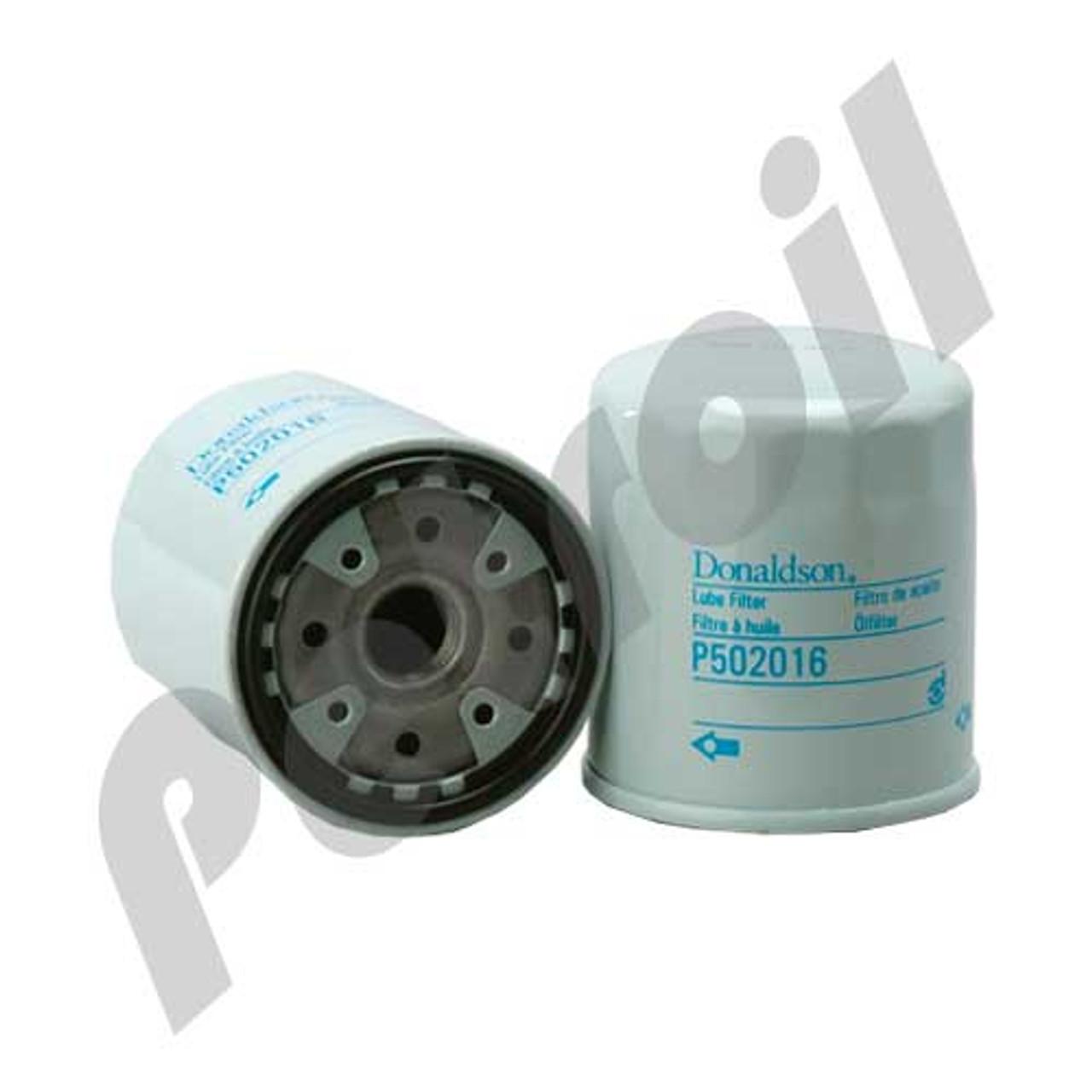 Spin On Full Flow P502016 Donaldson Lube Filter