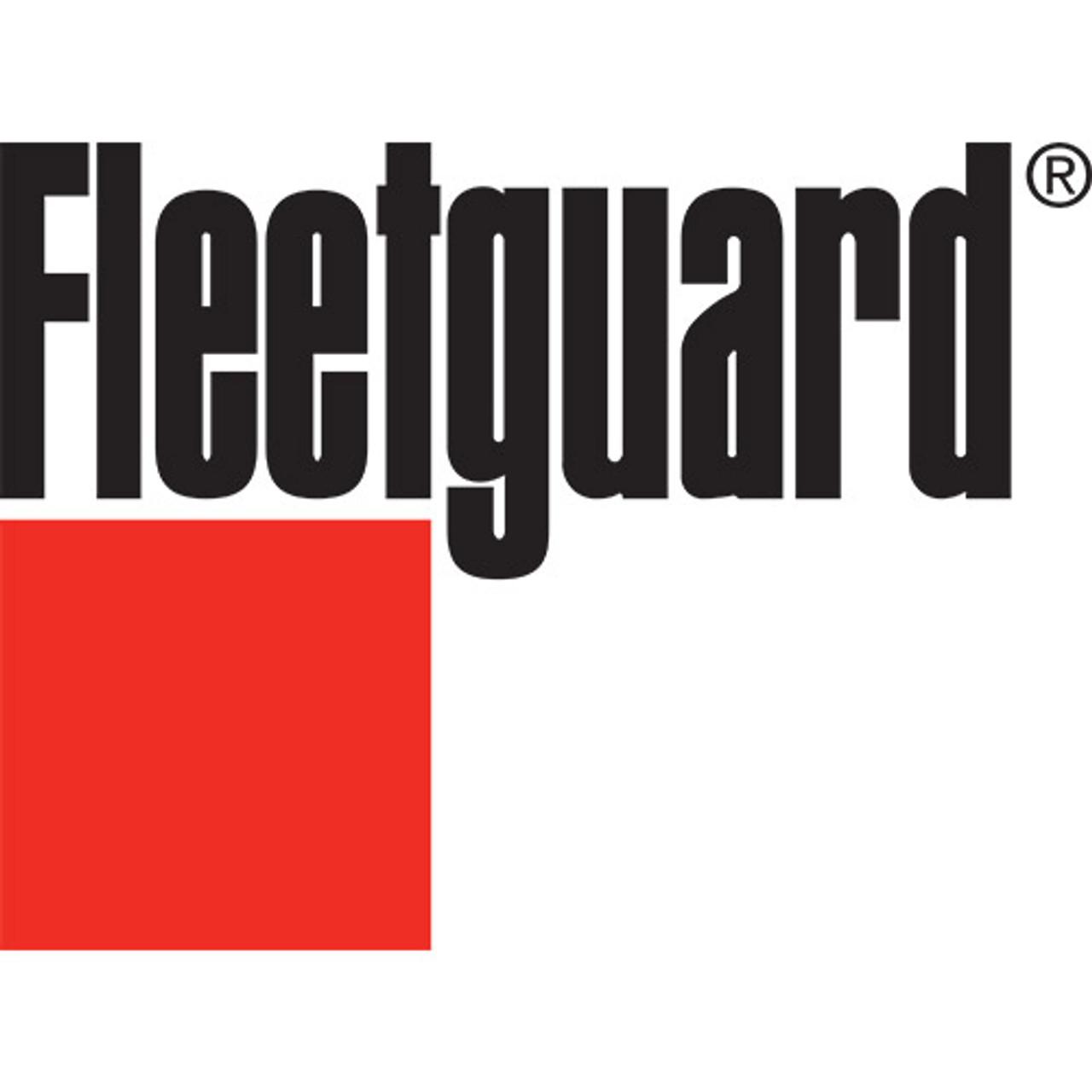 (Case of 1)  AA2961 Fleetguard Air Filter Kit (Primary AF25810 + Secundary AF25811)