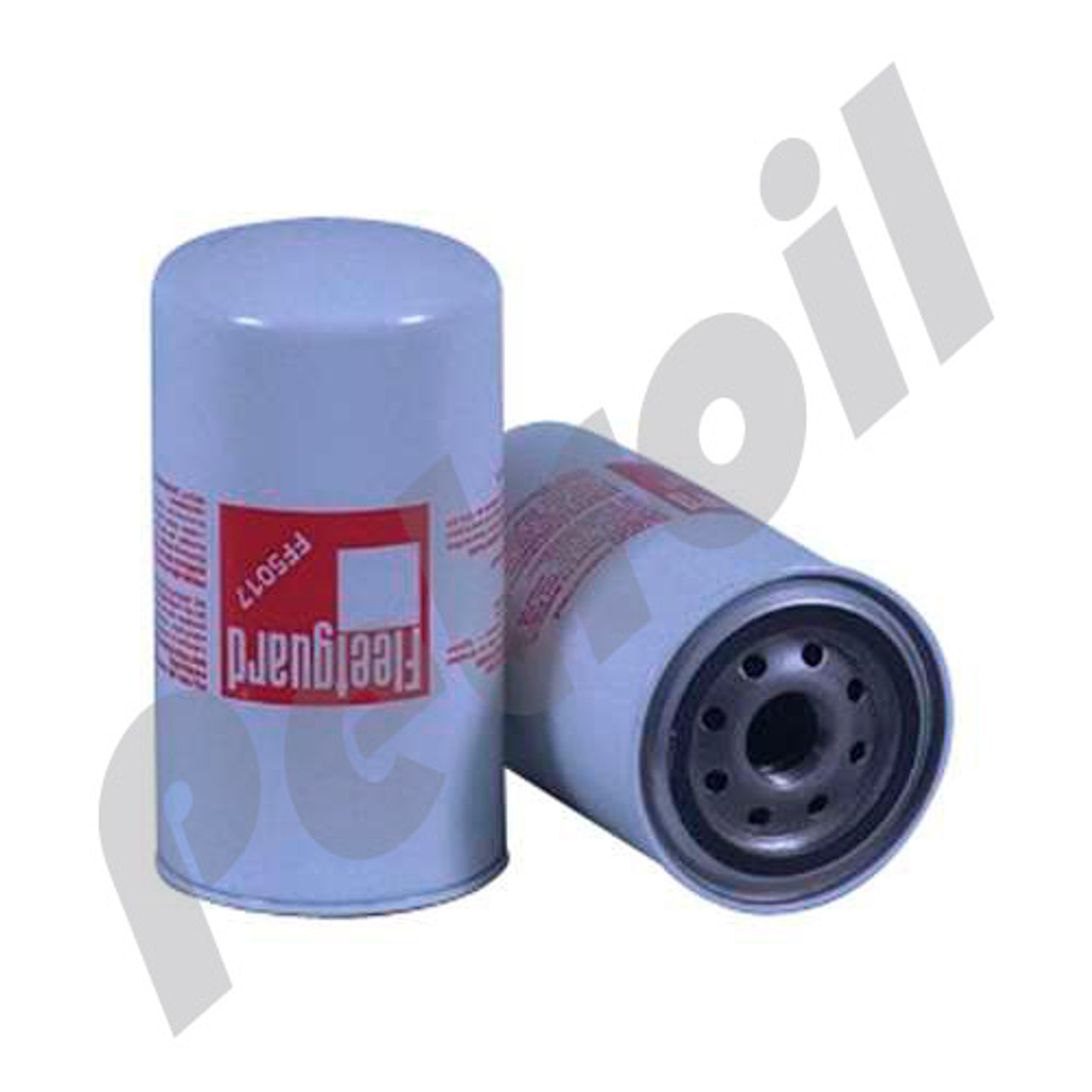 Case of 12) FF5017 Fleetguard Fuel Filter Spin-on Thermo-King ...