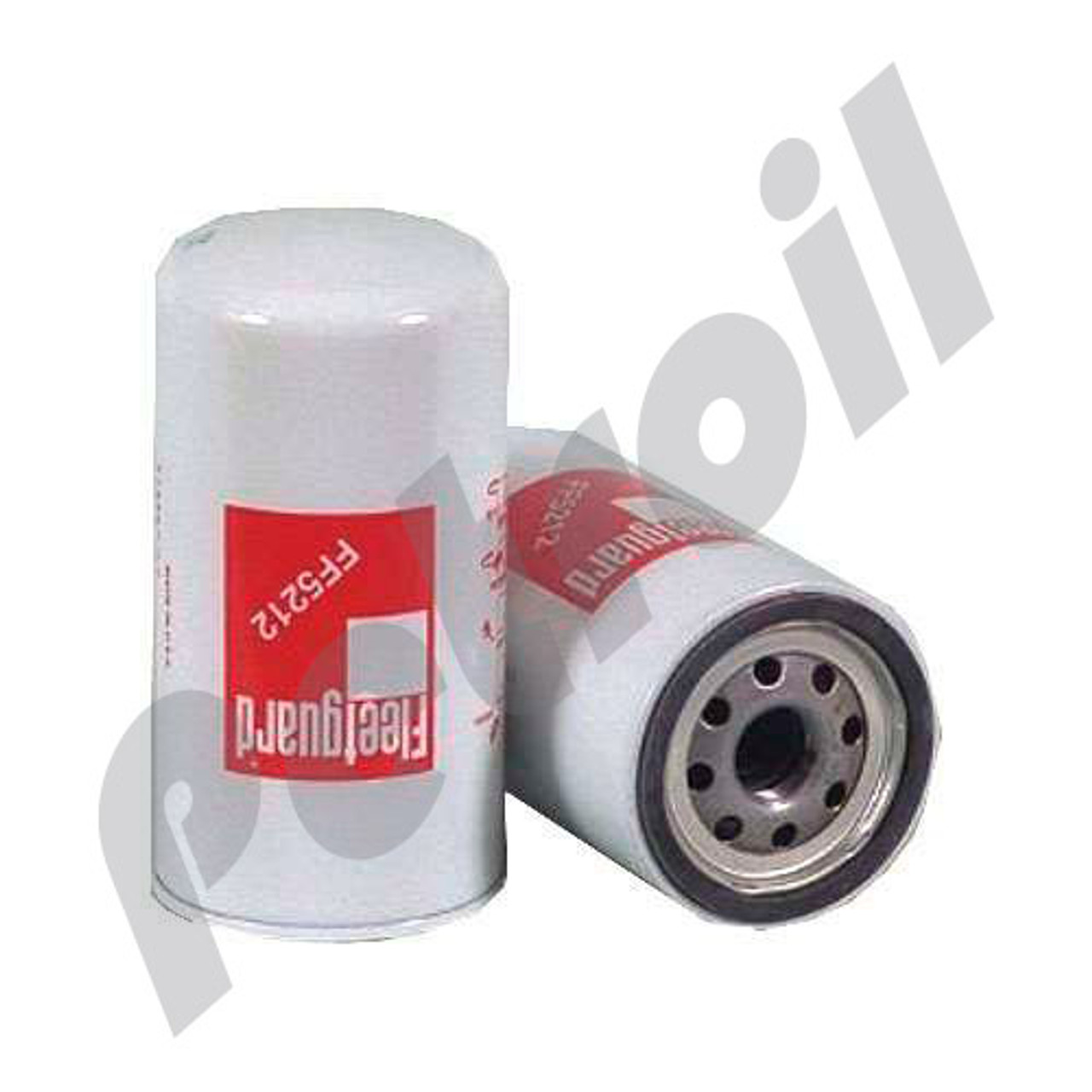 Case of 12) FF5212 Fleetguard Fuel Filter Spin-on Navistar - Petroil Navistar Fuel Filter on peterbilt fuel filter, maxxforce fuel filter, mercedes benz fuel filter, volvo fuel filter, kenworth fuel filter,