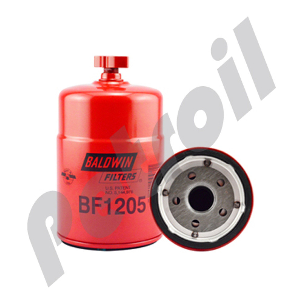 Baldwin BF1204 Fuel and Water Separator Element