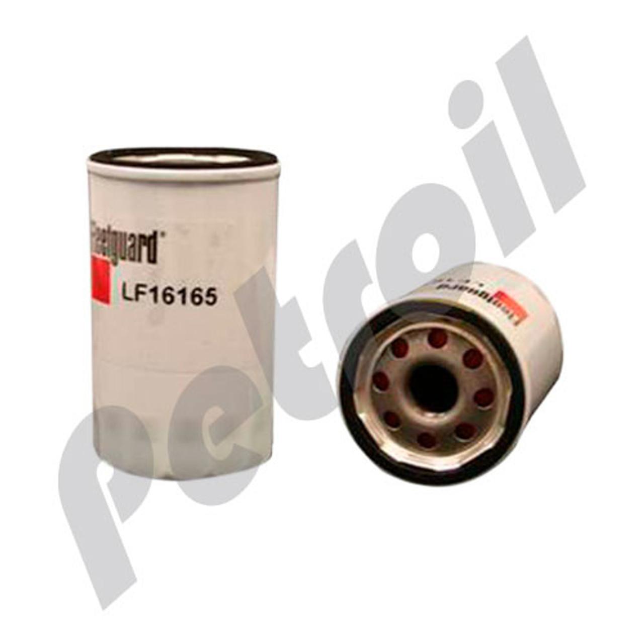 (Case of 12) LF16165 Fleetguard Oil Filter Spin On Onan 122-0836