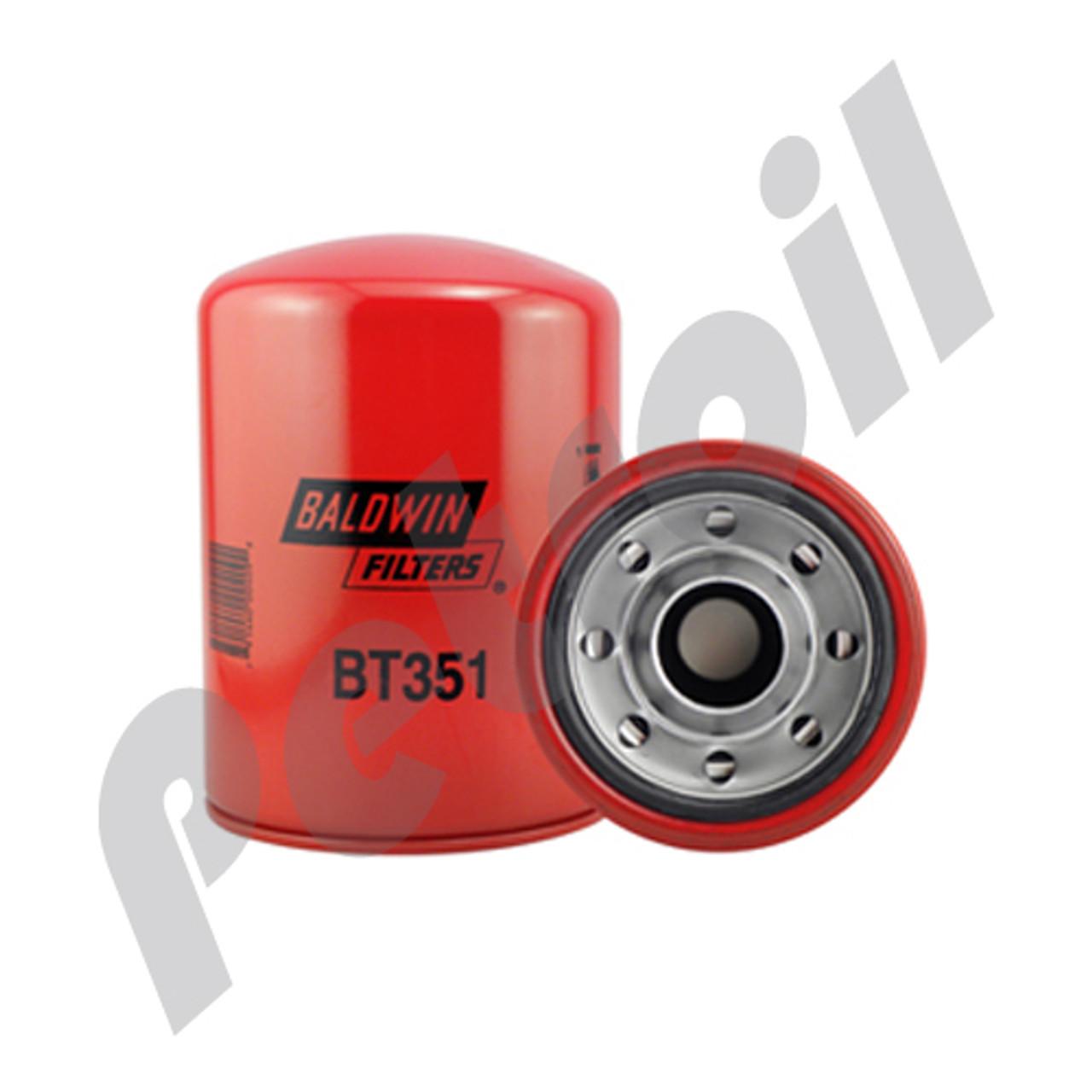 Hydraulic Spin-on Filter Baldwin BT351 Same as HF6177 P550148