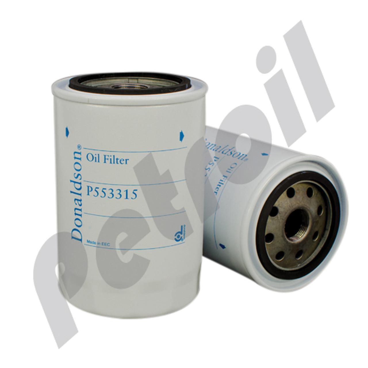 Filtre /à huile Donaldson p550519