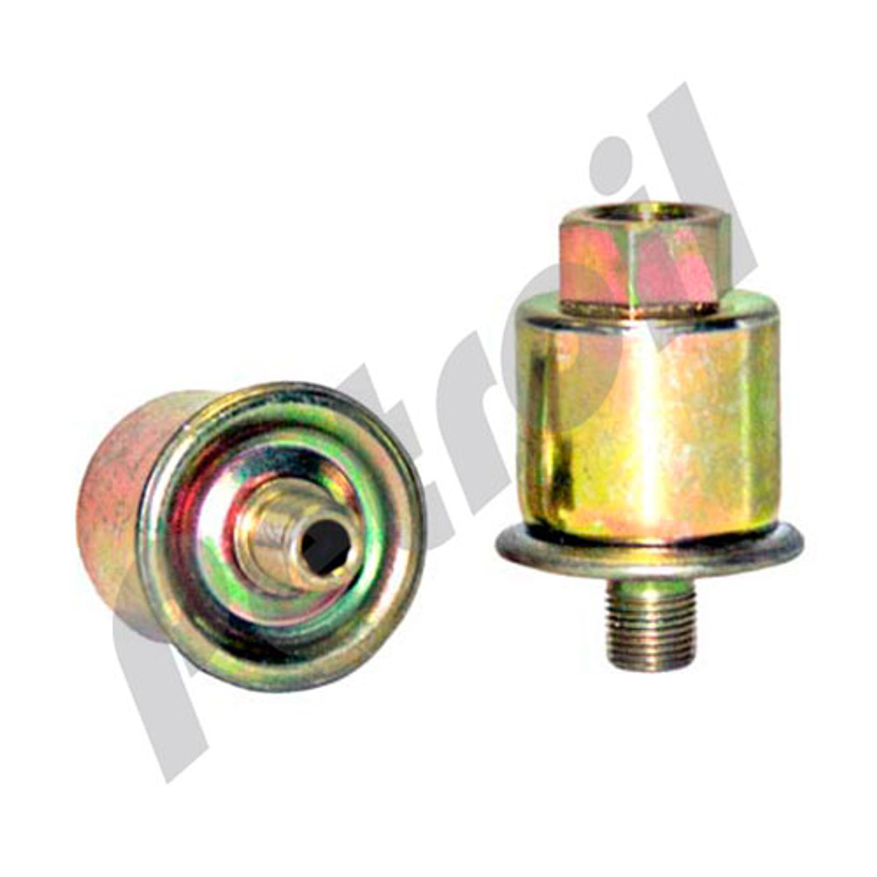 Wix Fuel Filter New Holland Maquinery Model L40 Skid Steer ...