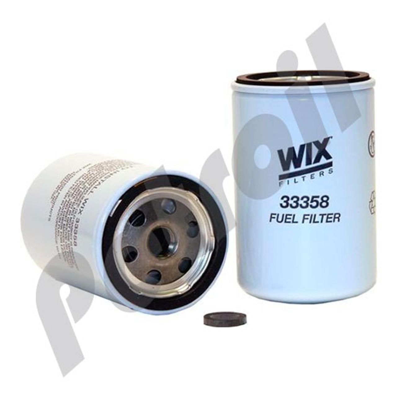 Wix Fuel Filter Case Case Ih Model Maxihaul Transporter Powerhaul ...