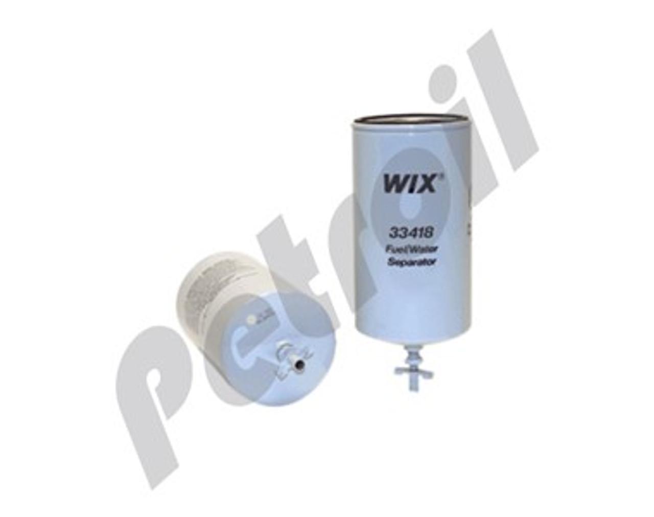 Wix Fuel Filter Water Separator Volvo Trucks Model Wi Motor