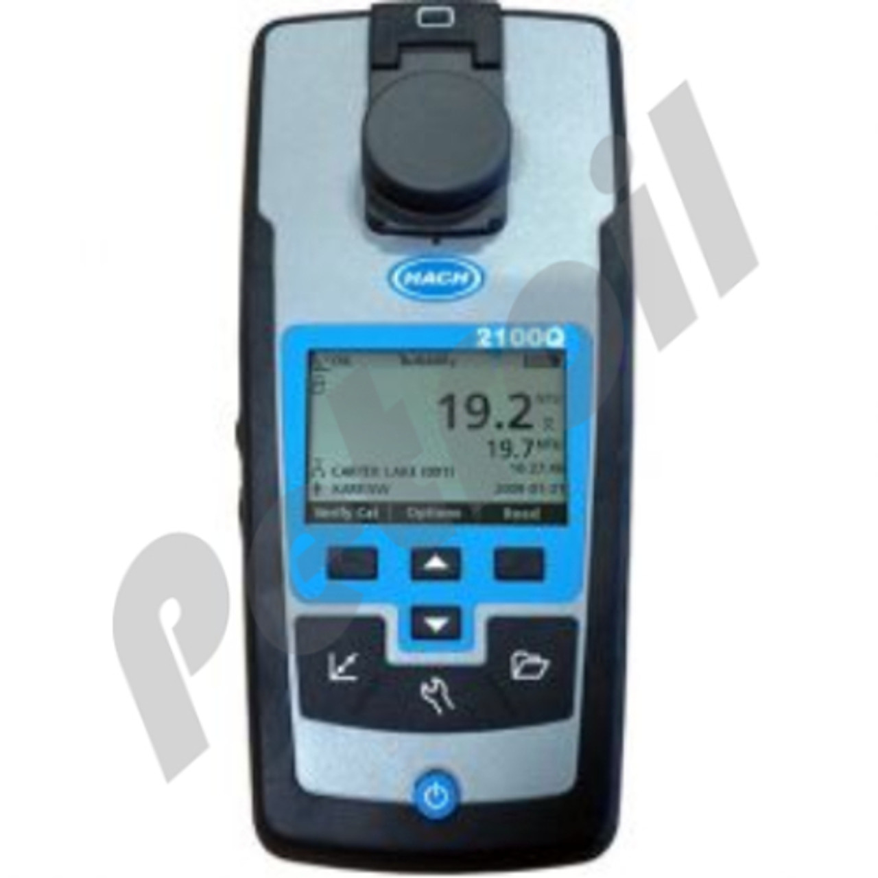 (Case of 1) 2100Q Hach Portable Turbidimeter