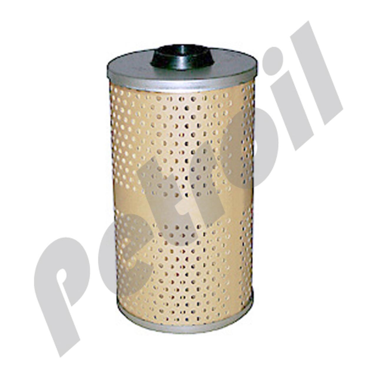 (case of 12) pf7744 baldwin hd fuel element (diesel)