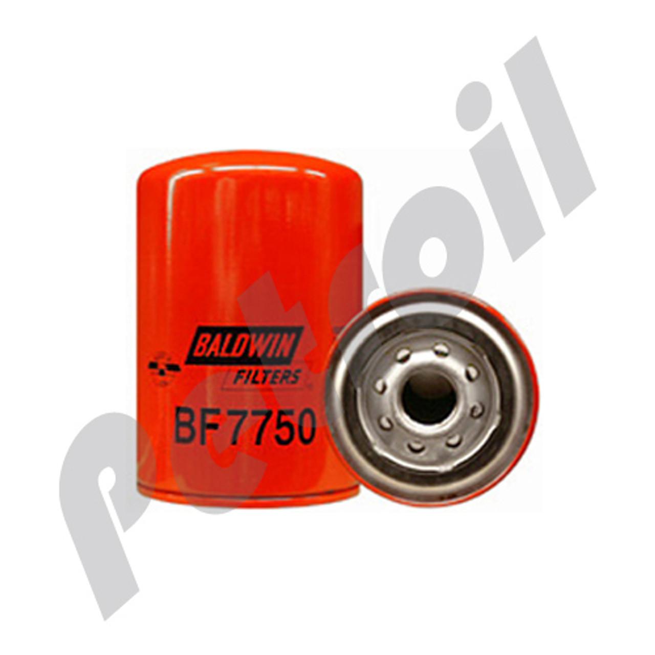 (Case of 12) BF7750 Baldwin HD FUEL SPIN-ON (DIESEL)