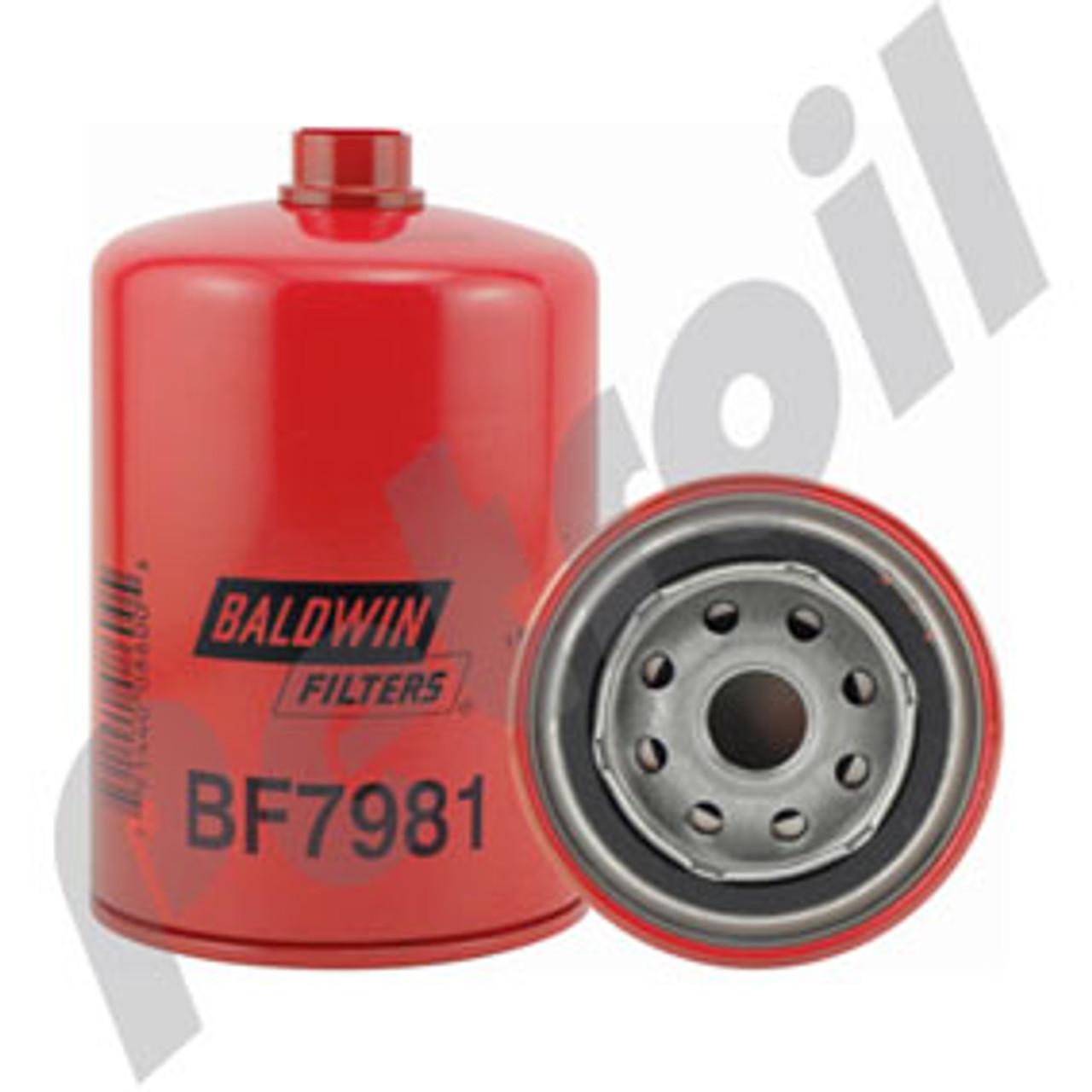 BF7981 Baldwin Fuel Filter Spin On w/port Sensor (M14x2) Tata ... on baldwin hardware, baldwin diesel, baldwin interchange fleet quick cross, baldwin seahawks 29, baldwin lamps, baldwin amplifiers, baldwin cross reference chart,