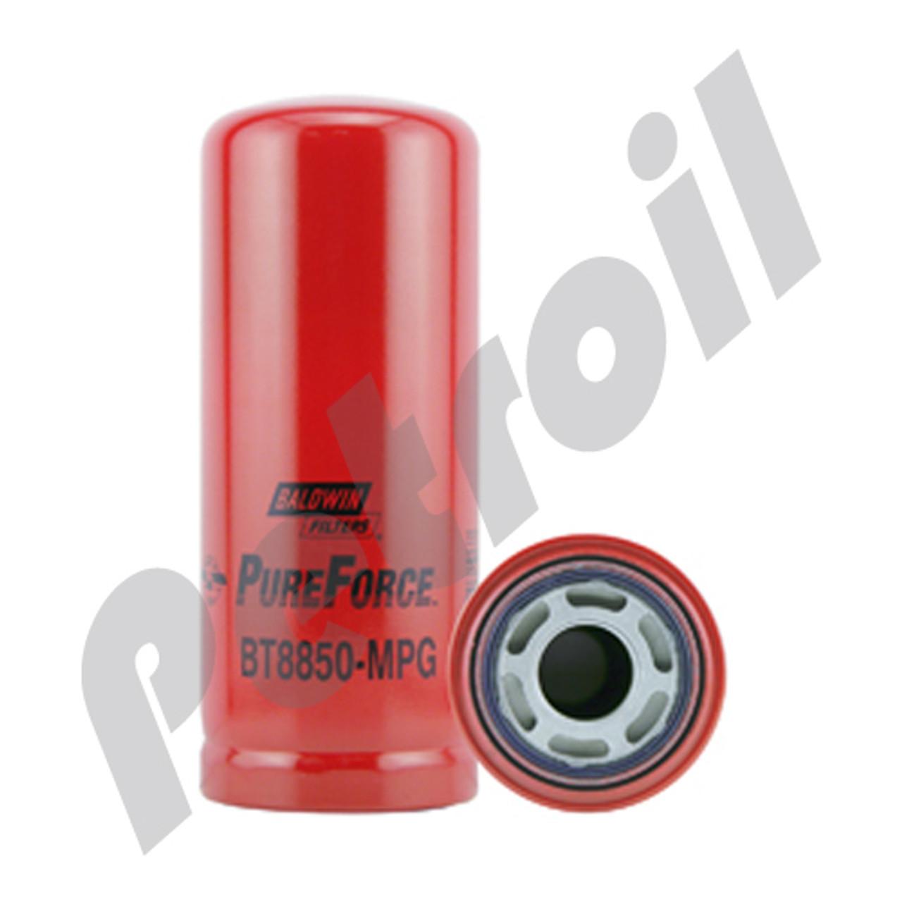 FLEETGUARD HF35299 HYD.FILTER I.W BT8848-MPG