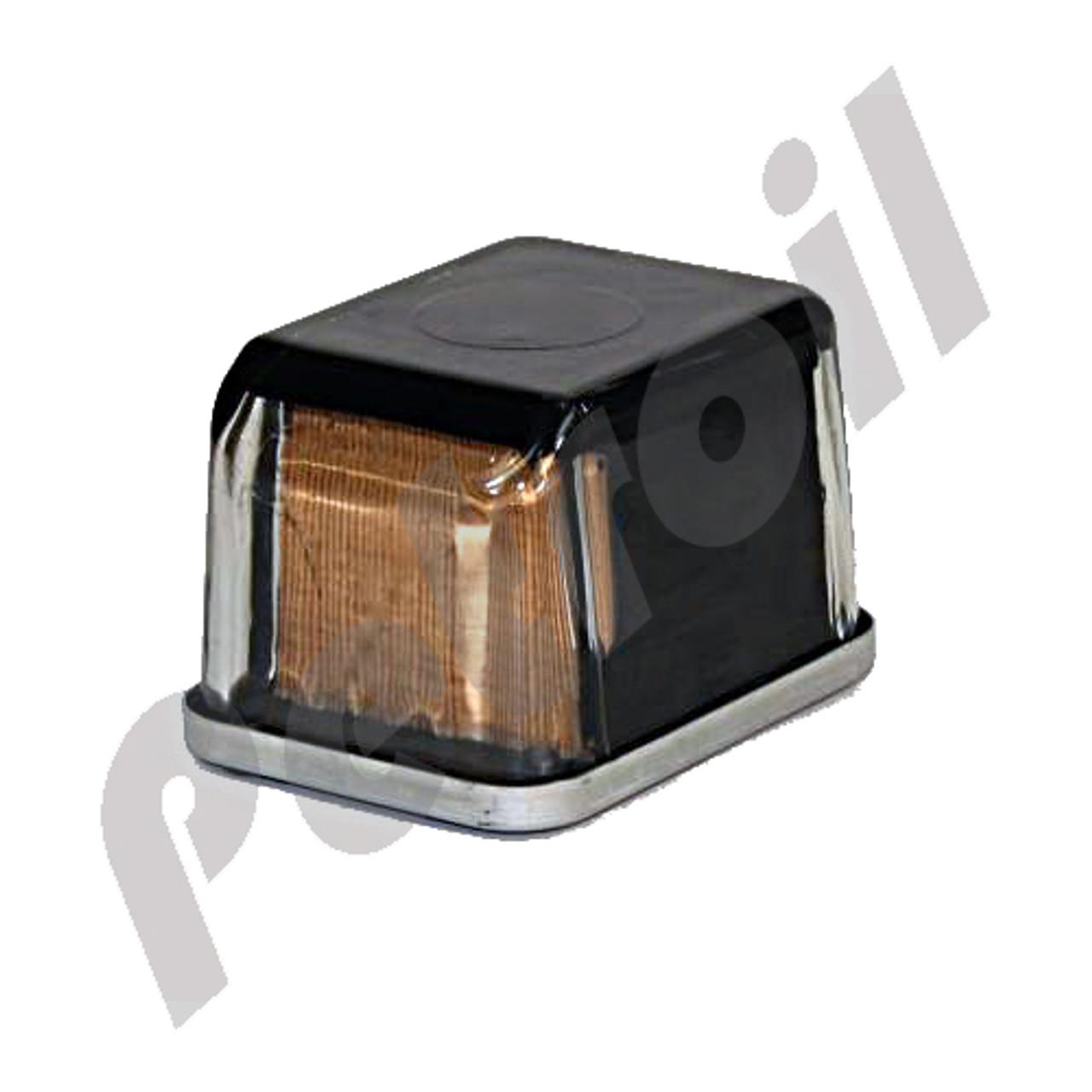 Glass Type John Deere Fuel Filter