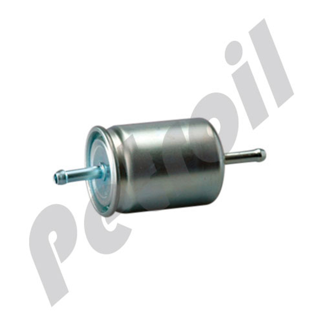 Case of 6 Complete In-Line Wix 33310 Fuel Filter