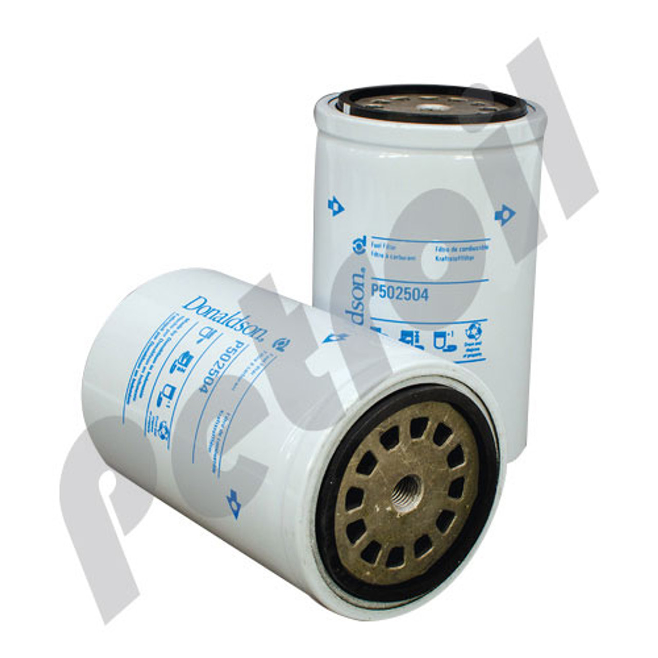 Spin-On DONALDSON FILTRATION P502504 Fuel Filter