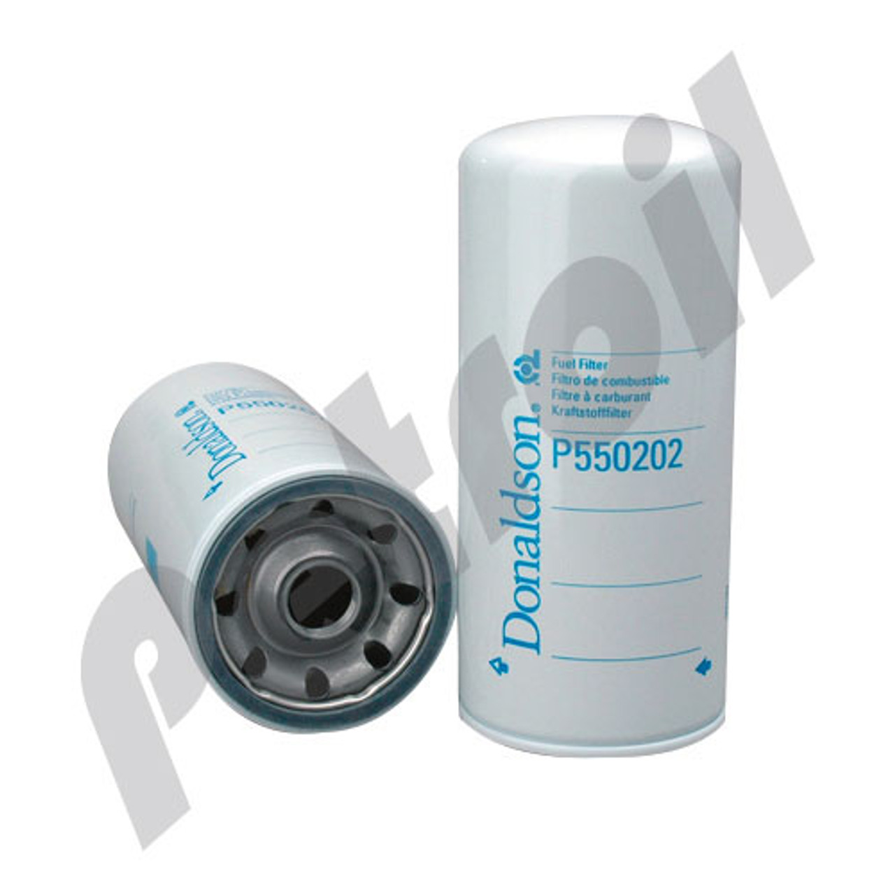 DONALDSON P557440 FUEL FILTER SPIN-ON
