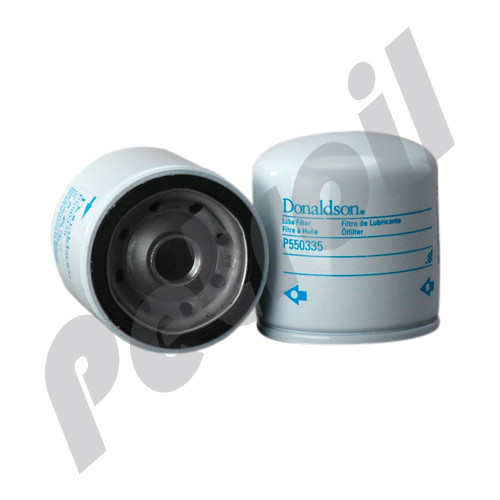 P550335 Donaldson Oil Filter Spin On 2647020 Toyota 1560113051 BT223 LF3335 51348    M30x2.0   12