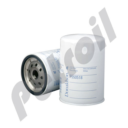 Oil Filters & Accessories Filters Donaldson P550518 Lube Filter