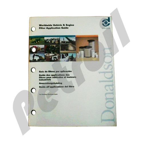 F110025 Donaldson Catalog (Worldwide Filter Product Guide)  1