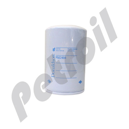 P502404 Donaldson FUEL FILTER, WATER SEPARATOR SPIN-ON