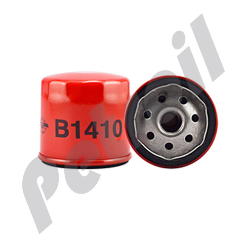 (Case of 12) B1410 Baldwin HD LUBE SPIN-ON