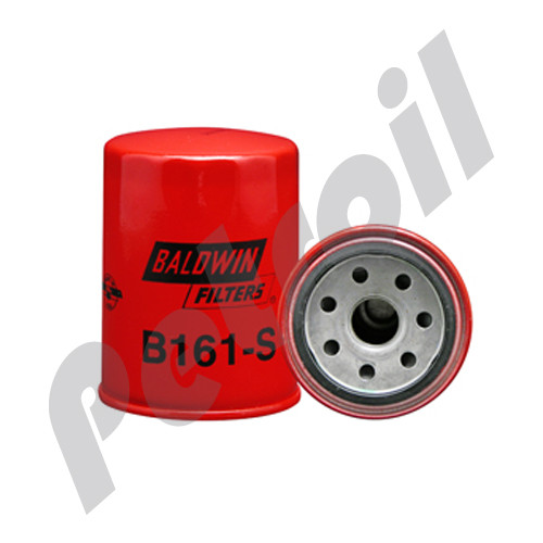 B161-S Baldwin Oil Filter Spin On  Ford D87Z-6731-A; Mazda 8173-23-802 LF3776 51344 P552849