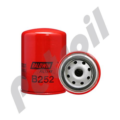 Spin-On Baldwin B7372 Heavy Duty Oil Filter