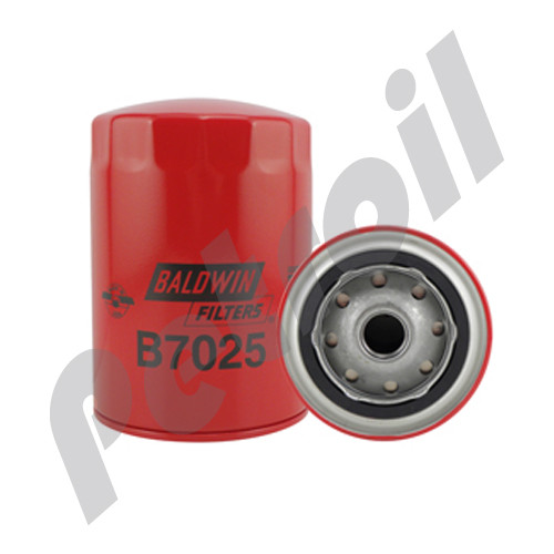 B7025 Baldwin Oil Filter Spin On Thermo King 116228 LF3641 P552363 57134