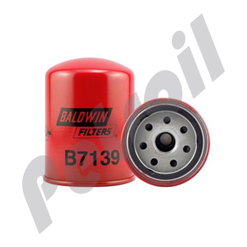 (Case of 12) B7139 Baldwin HEAVY DUTY LUBE SPIN-ON