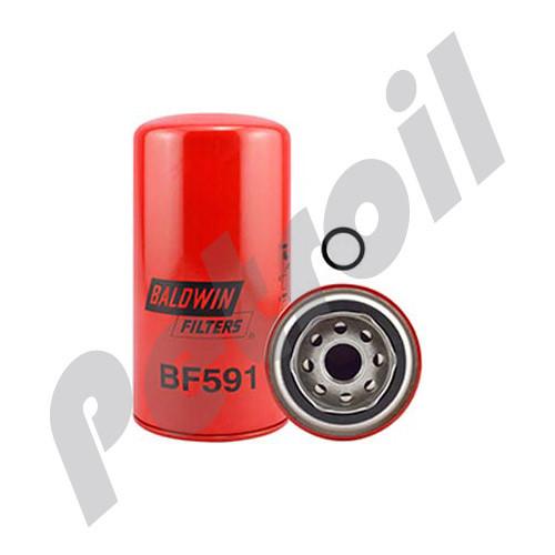 BF591 Baldwin HEAVY DUTY FUEL(DIESEL) SPINON