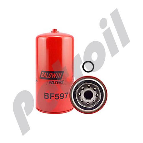 BF597 Baldwin HEAVY DUTY FUEL(DIESEL) SPINON