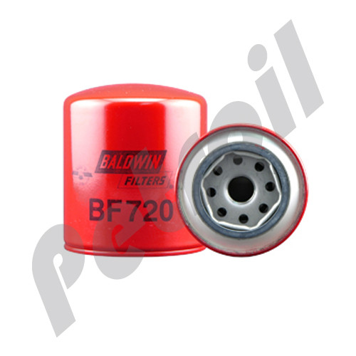 BF720 Baldwin Fuel Filter Spin On Caterpillar 966396 Mitsubishi ME035829 ME035393 Canter 649D FK615/617 33397 FF5089