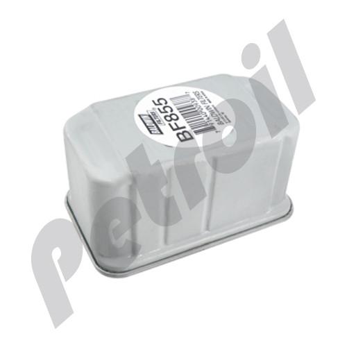 BF855 Baldwin Fuel Filter Box Type Glass GMC 25011763 Joy 19005224 Fleetguard FF5051 Wix 33130 P550955