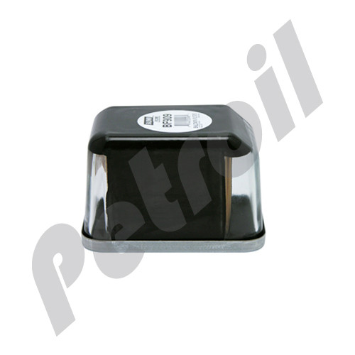 BF909 Baldwin Fuel Filter Box Glass Allis Chalmers John Deere Cat 9Y4423 33370 FF203 P113 P551130