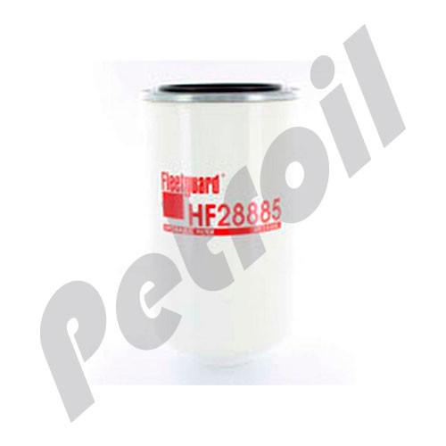 (Case of 1) HF28885 Fleetguard Hydraulic Filter Spin On Ford F0NN-B486-BB