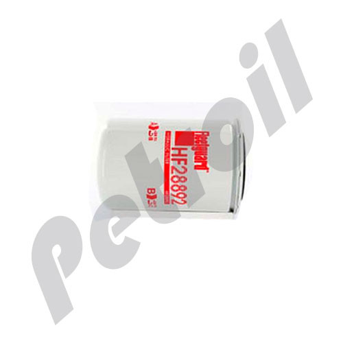 (Case of 1) HF28892 Fleetguard Hydraulic Filter Spin On Ford 3576-P165354