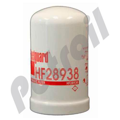 (Case of 1) HF28938 Fleetguard Hydraulic Filter Spin On Caterpillar 4I3948
