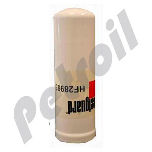 (Case of 1) HF28993 Fleetguard Hydraulic Filter Spin On Caterpillar 4I3950