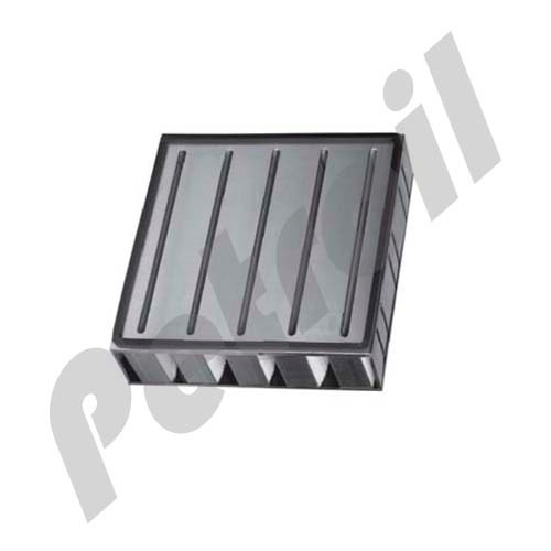 (Case of 1) 049261000 Racor Air Filter Panel Type