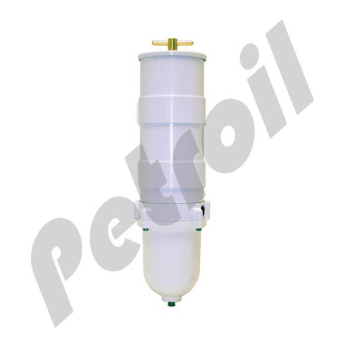 (Case of 4) 1000MAM2 Racor Water Separator Turbine Type