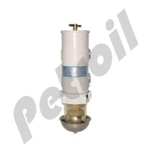 (Case of 4) 1000MAP10 Racor Water Separator Turbine Type