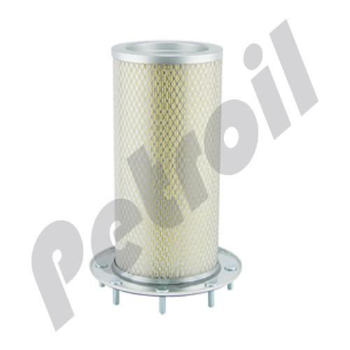 PA1675 Baldwin Outer Air Filter Caterpillar 2S1286 c/Flange 42335 P158662 AF338